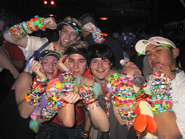 Candy rave