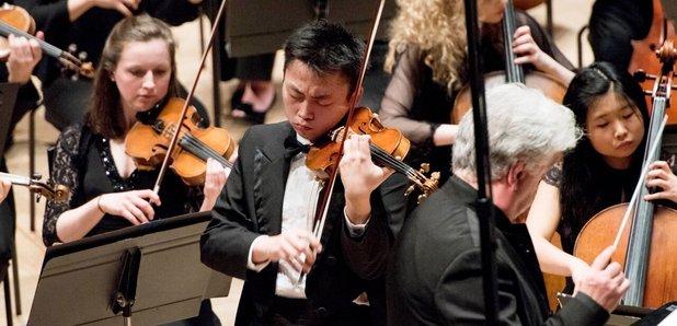 Violin Winners